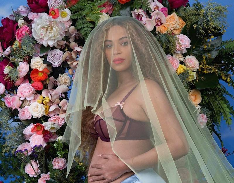 Beyoncé's mom just opened up about her daughter's pregnancy