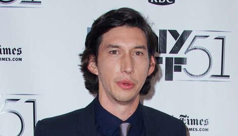 Kathleen Kennedy confirms Adam Driver for Star Wars VII?