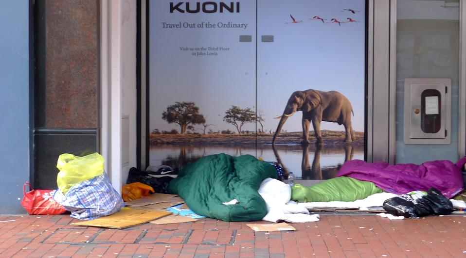 Councils have predicted a surge in homelessness (Getty Images)