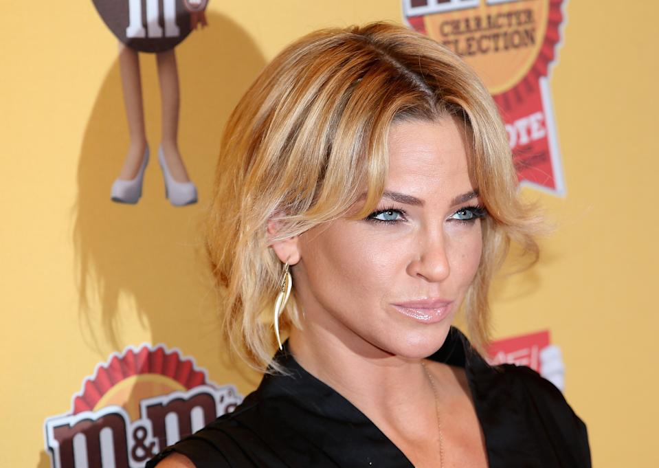 Sarah Harding has released her memoir. (Photo by Chris Jackson/Getty Images)