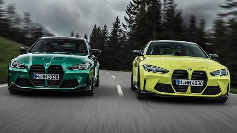 2021 BMW M3 And M4 make global debut: Details here