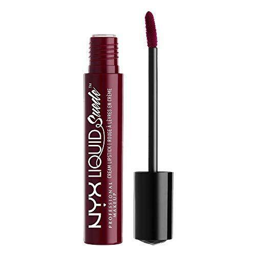 """<p><strong>NYX Professional Makeup</strong></p><p>amazon.com</p><p><strong>$6.29</strong></p><p><a href=""""https://www.amazon.com/dp/B07B4RVX7Q?tag=syn-yahoo-20&ascsubtag=%5Bartid%7C10055.g.34238680%5Bsrc%7Cyahoo-us"""" rel=""""nofollow noopener"""" target=""""_blank"""" data-ylk=""""slk:Shop Now"""" class=""""link rapid-noclick-resp"""">Shop Now</a></p><p>Get nearly foolproof application and minimal color transfer at a nice price with NYX's liquid lipstick, a winner of the GH Beauty Lab's liquid lipstick test. It had<strong> s</strong><strong>trong staying power through the Lab's hot-drink test and scored best for going on precisely and evenly without feathering</strong>. The sponge-tipped wand gave """"full coverage in one pass"""" a tester said. </p>"""