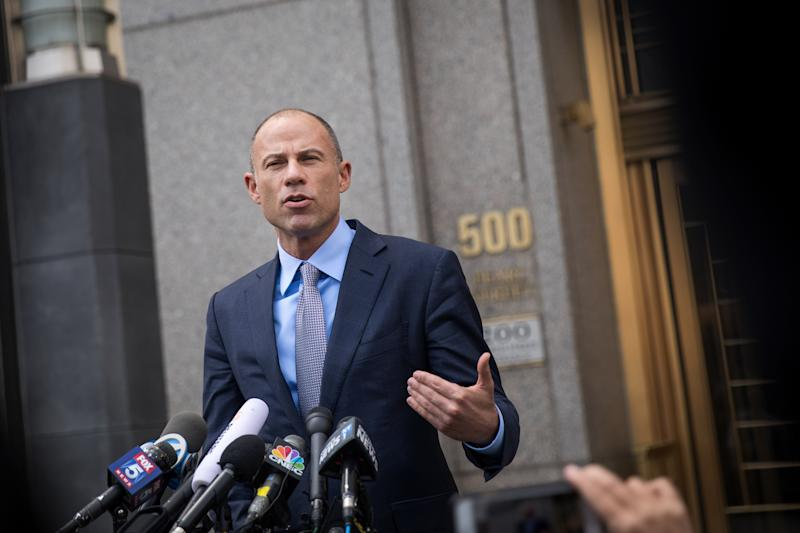 Michael Avenatti Claims Russian Government Tried to Plant Fake Stories He Had a 'Liaison' With Russian Women