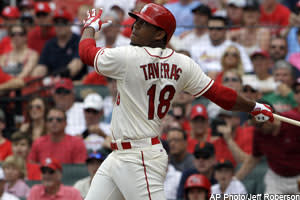 In this week's Waiver Wired, D.J. Short sees opportunity for Oscar Taveras and looks at some quick post-trade deadline fallout