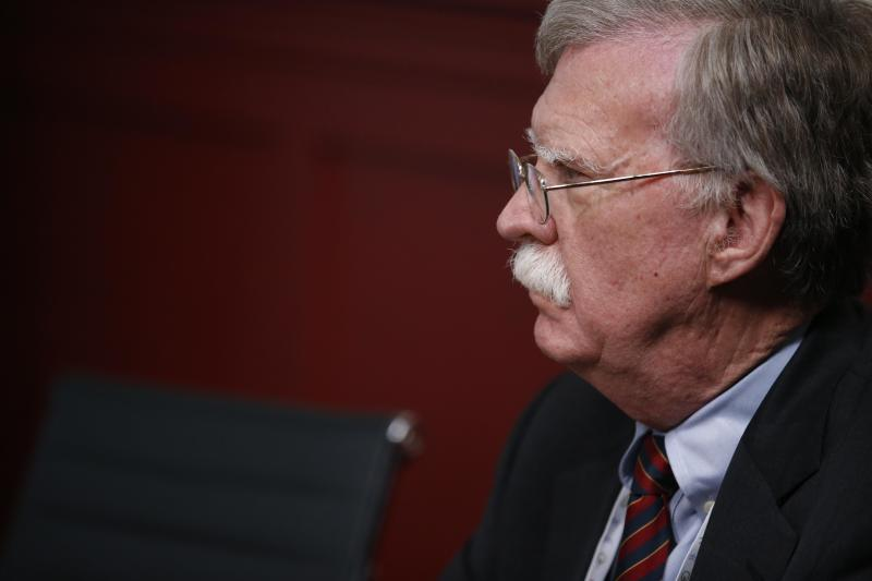 John Bolton Visits Moscow To Talk Possible Trump-Putin Meeting