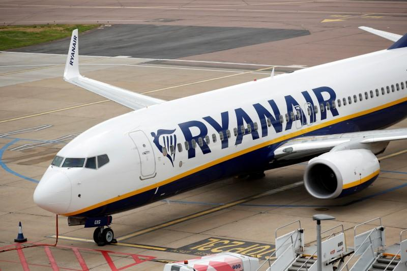 Ryanair must face U.S. shareholder lawsuit over unionization comments