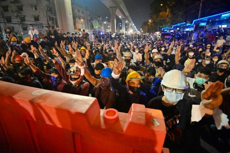 Thailand's pro-democracy protesters have taken inspiration and lessons from their counterparts in Hong Kong