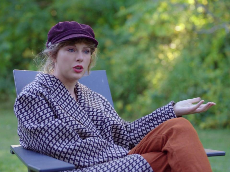 taylor swift folklore long pond sessions