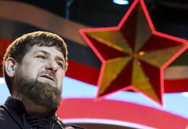 Ramzan Kadyrov three preteen sons competed in televised MMA fights (Associated Press)
