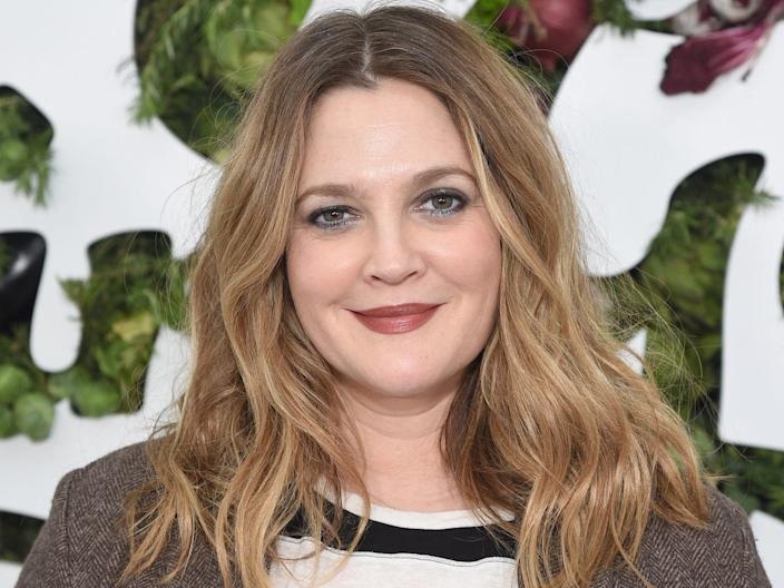 Drew Barrymore donated money to relief efforts.