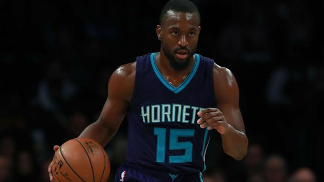 There was speculation the Cavs would trade for Hornets point guard Kemba Walker during the draft on Thursday, but it could still happen.