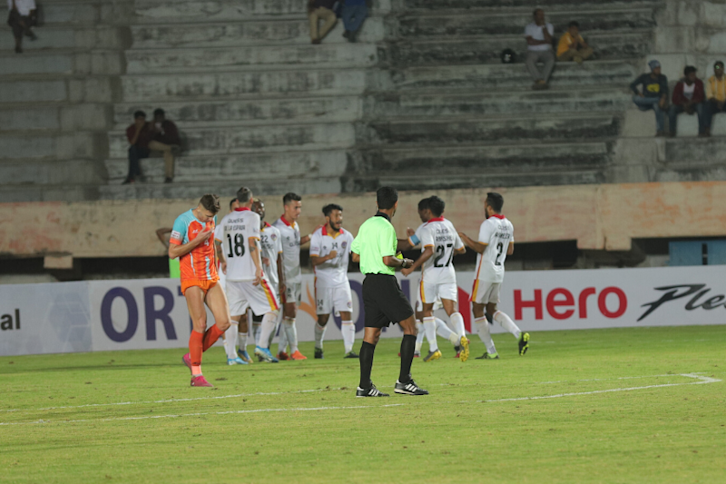 I-League 2019-20: East Bengal Beat Defending Champions Chennai City FC With Ease