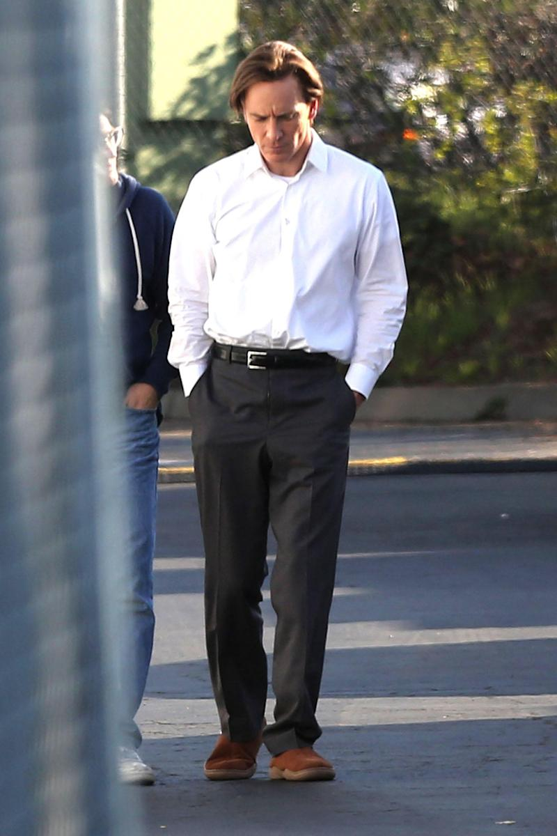 Steve Jobs First Look Michael Fassbender As The Apple Cofounder