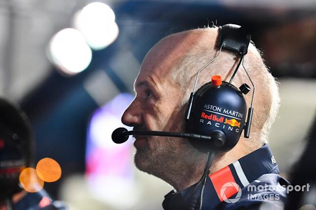 "Adrian Newey, Director Técnico, Red Bull Racing <span class=""copyright"">Mark Sutton / Sutton Images</span>"
