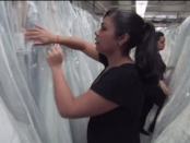 """<p>There have been a few occasions on <em>SYTTD</em> where a frustrated bride decides to find her own dress and <a href=""""https://www.tlc.com/tv-shows/say-yes-to-the-dress/full-episodes/the-stockroom"""" rel=""""nofollow noopener"""" target=""""_blank"""" data-ylk=""""slk:ventures downstairs into the massive Kleinfeld stockroom"""" class=""""link rapid-noclick-resp"""">ventures downstairs into the massive Kleinfeld stockroom</a>. Brides are technically allowed to do this, but it usually irritates the consultants. </p>"""