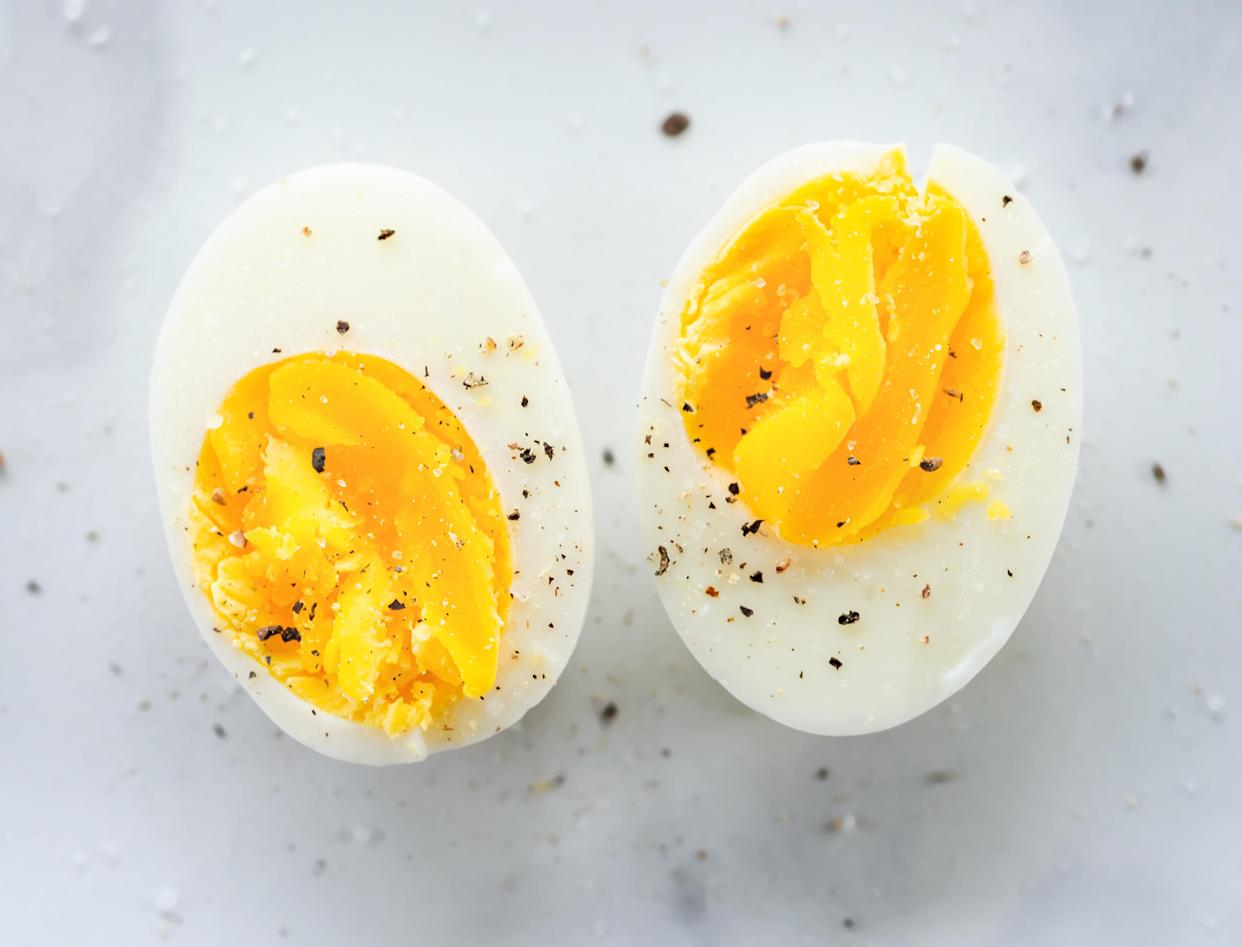 Boiled eggs are more popular than fried, would you believe it? (Getty Images)