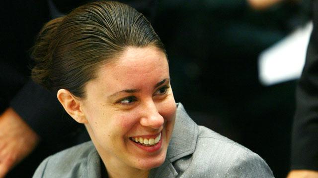 Casey Anthony May Become Paralegal