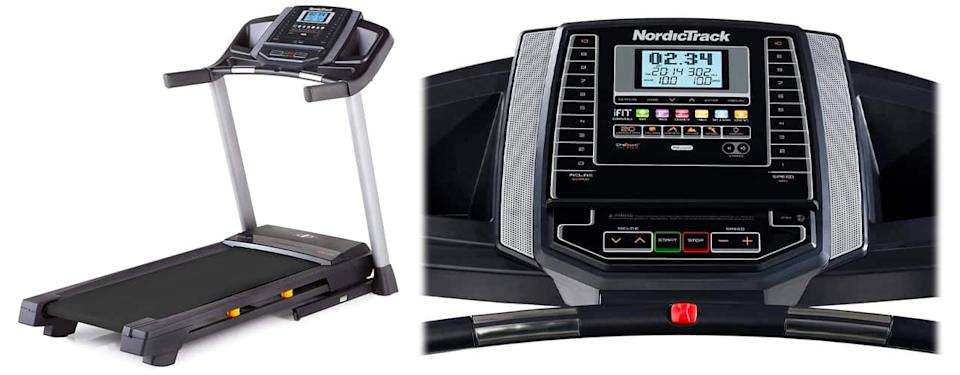 inbody NordicTrack T Series Treadmill_