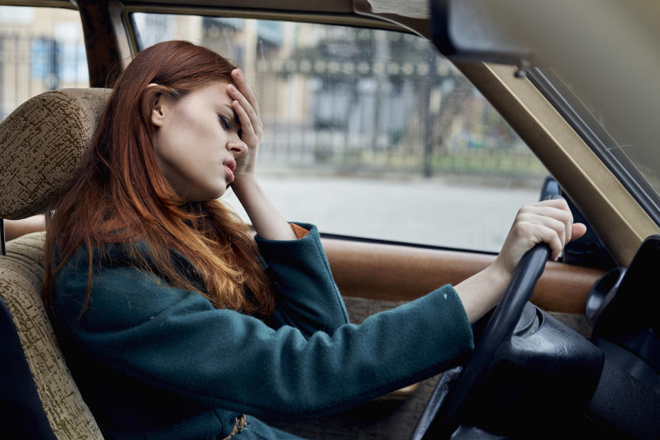 They can be a real nuisance to drive with. (Getty Images)