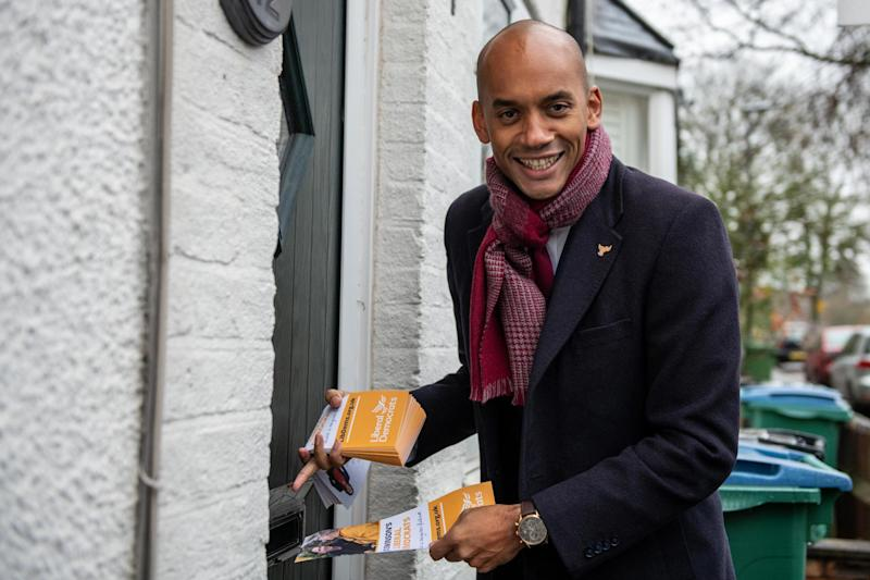 Chuka Umunna was vying for the Cities of London and Westminster seat (Getty Images)