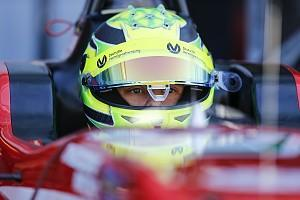 Mick Schumacher topped the opening day of official pre-season testing for the 2018 Formula 3 European Championship, which got underway at the Hungaroring