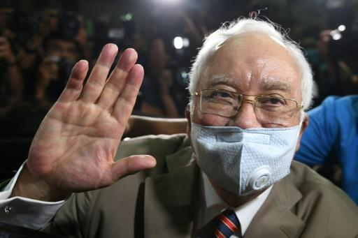 Malaysia's former prime minister Najib Razak was convicted on all seven charges, sentenced to jail and fined almost $50 million