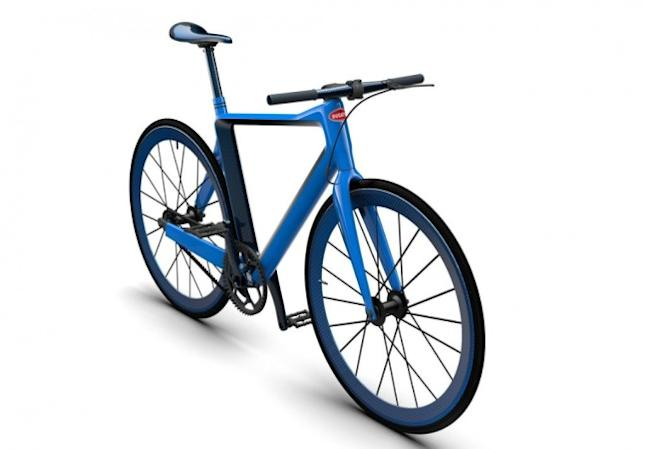 PG Bugatti bicycle
