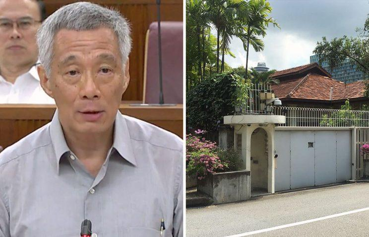 I did not deceive Lee Kuan Yew over 38 Oxley Road: Lee Hsien Loong