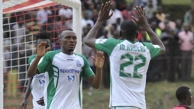Meddie Kagere to lead Gor Mahia attack against SuperSport United