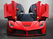 <p>The ultimate Ferrari—so far—is a 949-hp hybrid that sold out about as soon as it was announced.</p>