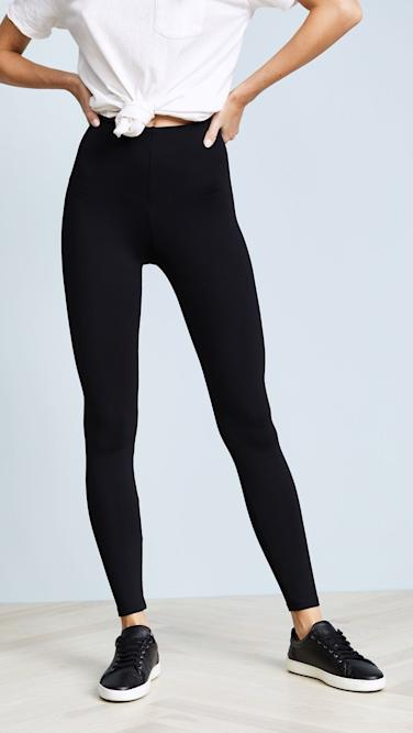 5 Unconventional Ways To Style Your Leggings This Year