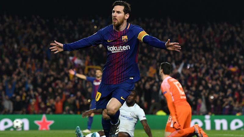 FC Barcelona forward Lionel Messi says he's evolved to be 'less selfish'