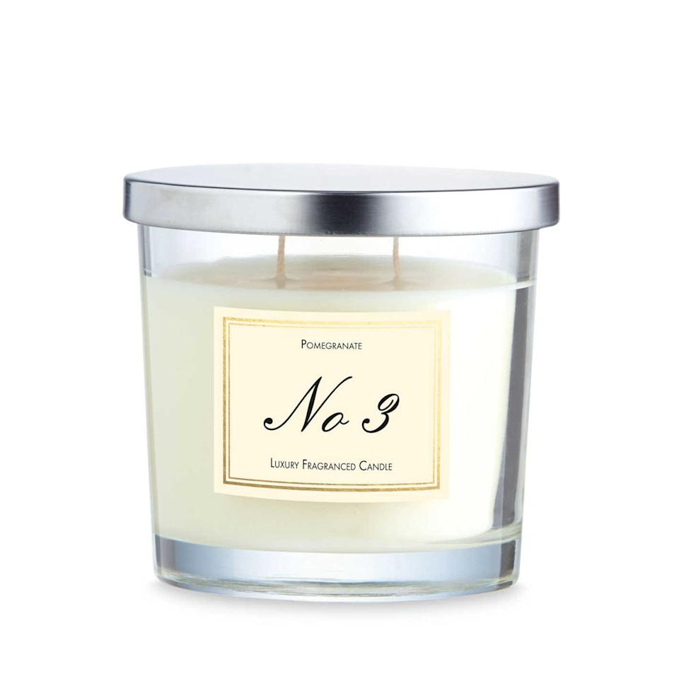 We can attest that this candle smells divine.
