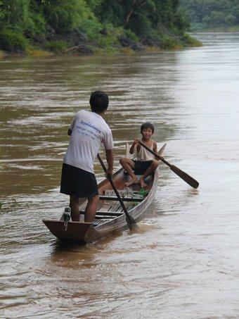 Construction starts on controversial Laos dam
