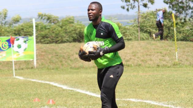 <p>Levis Opiyo ditches Mathare United for Posta Rangers</p>