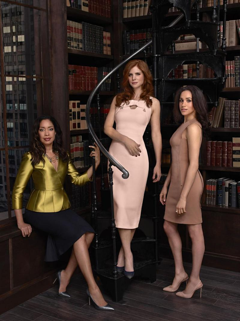 Gina Torres has been announced as the female star of the new Suits spin-off, which is yet to be named. Source: Getty