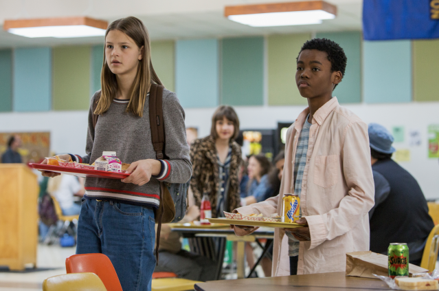 Peyton Kennedy and Jahi Di'Allo Winston in <em>Everything Sucks!</em> (Photo: Scott Patrick Green/Netflix)