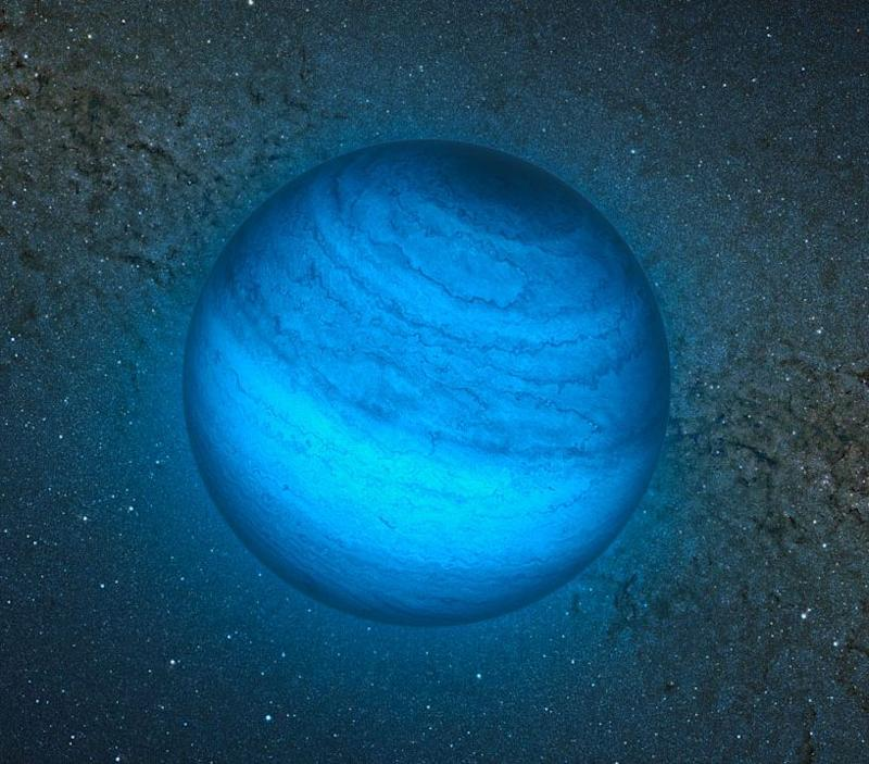 space planets without - photo #37