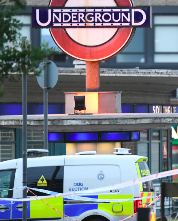 Southgate Tube: Man Arrested Following Explosion Which Left Five People Injured