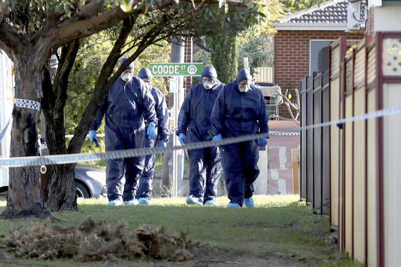 5 people found dead in Perth, Australia