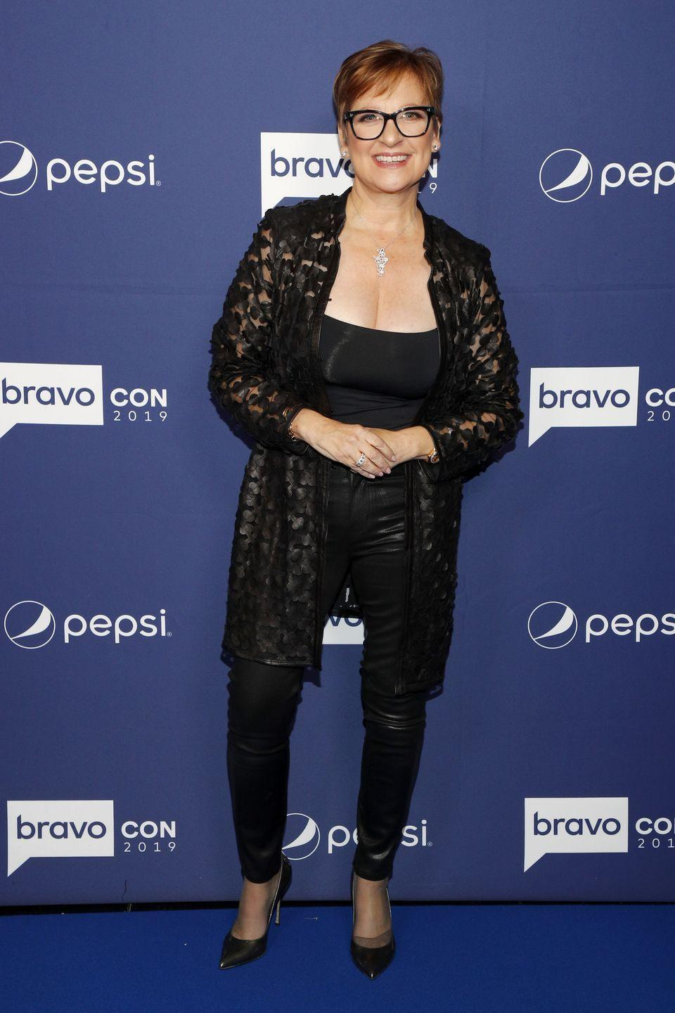 <p>Caroline Manzo was the matriarch of <em>New Jersey </em>for the show's first five seasons. She quit <em>Housewives</em> after season 5 amid a feud with fellow original Housewife Teresa Giudice. After walking away from <em>Housewives</em>, Caroline and her family spent three years on their own Bravo spinoff, <em>Manzo'd With Children</em>, which ended in 2016.</p>