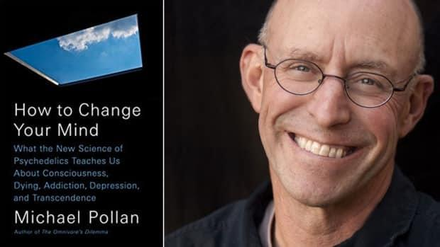 How to Change Your Mind by Michael Pollan was published by Penguin Random House in 2018.