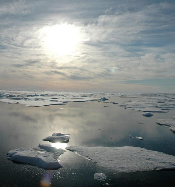 Say Goodbye to Arctic Summer Ice
