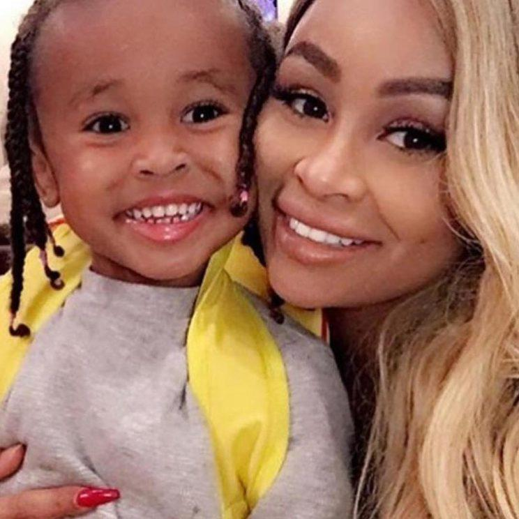 Reality star Blac Chyna's son celebrated Halloween with two costumes. (Photo: <a href=