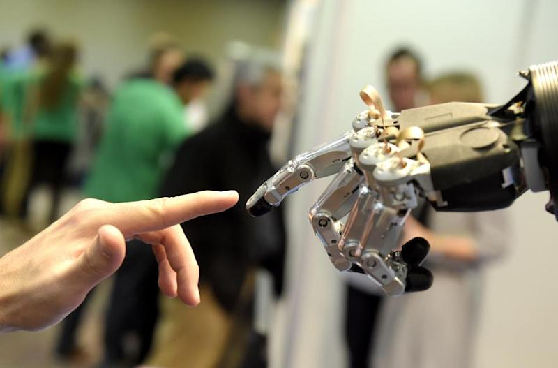 3D printed bionic skin could give robots a sense of touch