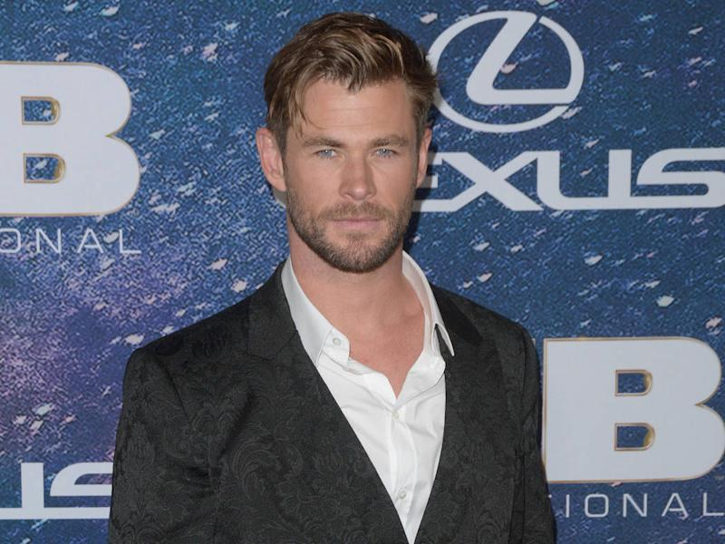 Chris Hemsworth offering free workouts during coronavirus lockdown