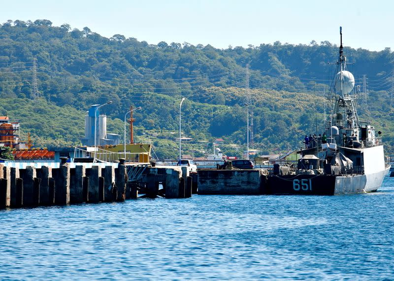 Search continues for the missing KRI Nanggala-402 submarine in Banyuwangi