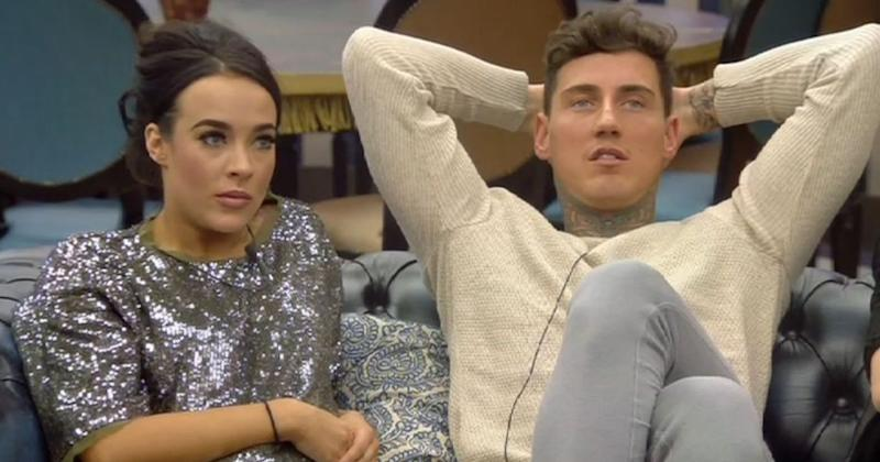 The pair found love in the Celebrity Big Brother house last year (Copyright: REX/Shutterstock)