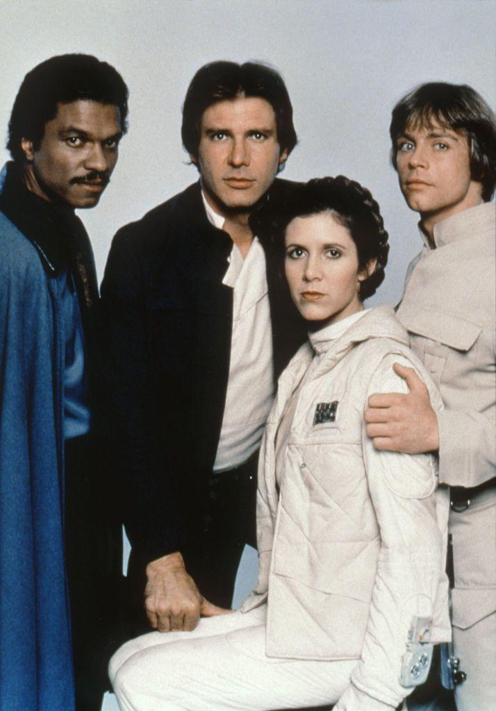 <p>In 1980, the force reunited for the second installment of the franchise, <em>Star Wars: </em><em>The Empire Strikes Back. </em>The highly-anticipated and commercialized film only further cemented the young actress's celebrity status. </p>