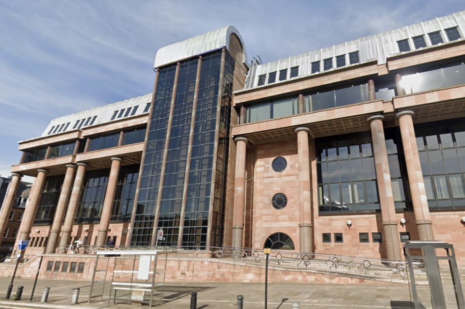 Brown was jailed for 18 months at Newcastle Crown Court. (Google)
